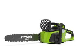 Láncfűrész akkumulátoros Greenworks GD40CS40 40v  40 cm vágási szél, akku és töltő nélkül