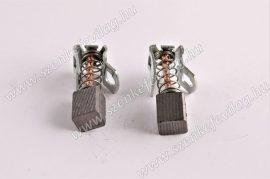 6x7,5x9 rugós,spec.füleslemezes, bronz