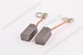 8x10x21 oldalt kivezetéses vezetékes szemes bronz