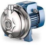 CP-ST centrifugális szivattyúk, rozsdamentes acél